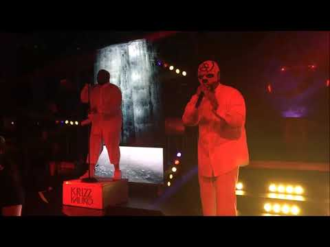Tech N9ne - Straight Out The Gate (LIVE) | Underground Powerhouse