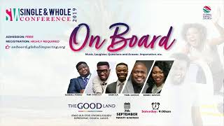 GIC Singles Conference - Onboard