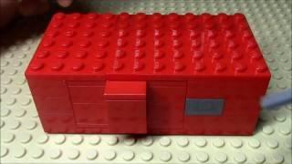 How to make lego safe