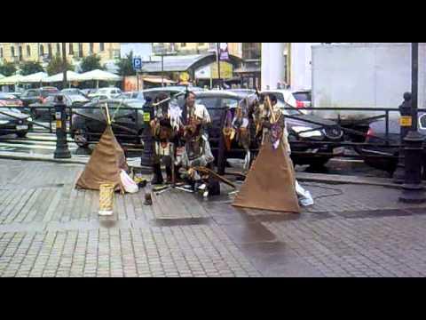 Музыка Перуанских индейцев