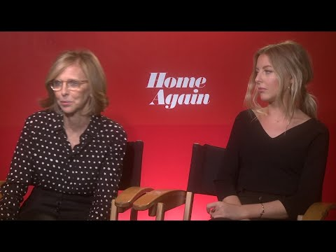 Hallie Meyers-Shyer Grew Up On Sets With Mom Nancy