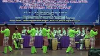 Persembahan Johan Nasyid Majlis Ihtifal Ilmi Kebangsaan 2014 I Dzikron