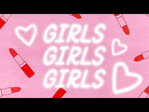 Rita Ora - Girls ft. Cardi B, Bebe Rexha & Charli XCX (Official Lyric Video) | Rita Ora