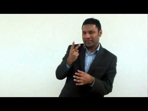 Muslim Deaf Uk : Ramadan Message 2012 video