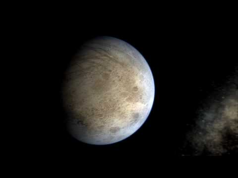 Dwarf Planet Ceres Animation (2009) [1080p]