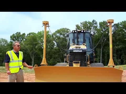 Cat D3K. D4K and D5K Small Dozer - Overview of Features