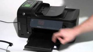 HP Officejet 6500A Lautstärketest