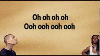 It Won t Stop Lyrics Sevyn Streeter ft Chris Brown