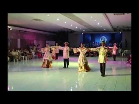Silay Philippine Folk Dance: Alcamfor video