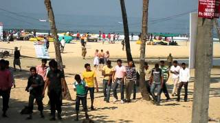 Пляж Колва на Южном Гоа / Beach Kolva in South Goa