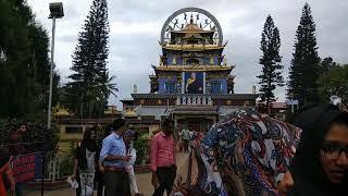 Amazing Coorg Golden temple, Kushalnagar