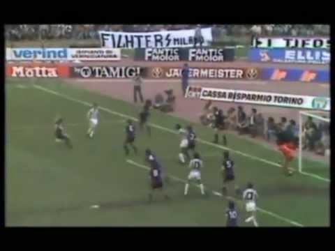 Juventus - Fiorentina 1-0 (24.05.1981) 15a Ritorno Serie A.