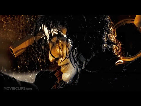 Sin City (7/12) Movie CLIP - A Ride with Jackie Boy (2005) HD