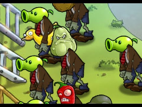 Plants vs Zombies - ZomBotany 2 - How to beat it