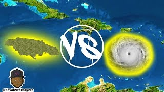 Jamaica VS Hurricane Matthew!