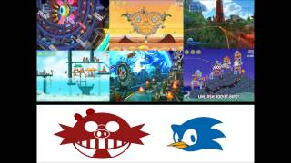AN ANGRY BIRDS RIO - SONIC COLORS REMIX