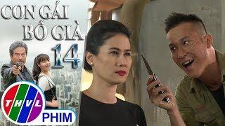THVL | Con gái bố già - Tập 14[2]: Bà Hà Băng được Cao Bằng và Dương Dũng giải cứu