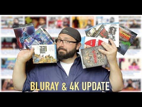 Bluray & 4K Ultra HD Update (07/28/17)   BLURAY DAN