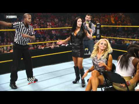 WWE NXT: Rookie Diva Challenge: Musical Chairs