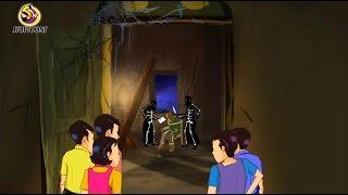 PANDAB GOENDA CARTOON   Mittir Barir Rahashyo   1ST ADVENTURE   Bengali Cartoon Video