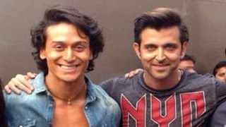 Tiger Shroff shows his OBSESSION for Hrithik Roshan in Befikra song |