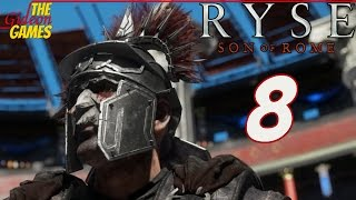 Прохождение Ryse: Son of Rome [HD|PC] - Часть 8 (Ave Caesar! Morituri te salutant!)