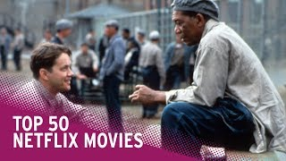 Best 50 Movies on Netflix