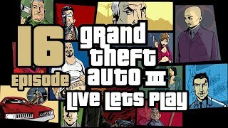 Grand Theft Auto III (PS4) | Live Let's Play | Episode 16
