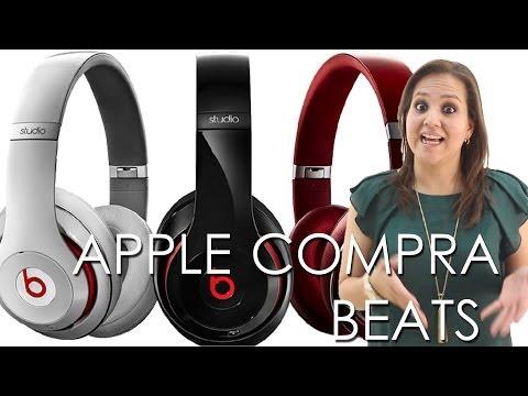 Apple compra Beats Electronics