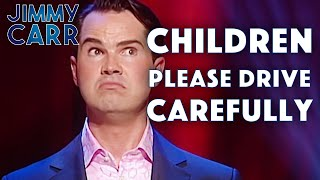 Misleading Signs | Jimmy Carr: Stand Up