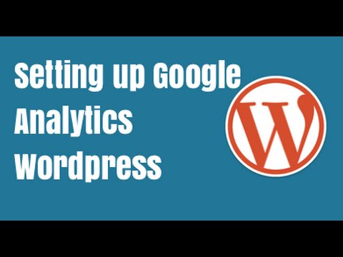 How to set up Google Analytics in Wordpress