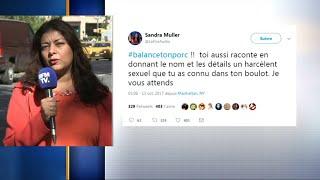 """#BalanceTonPorc: la journaliste à l'origine du hashtag note une """"libération de l'écoute"""""""