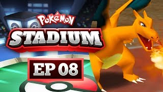 Pokemon Stadium Lets Play #08 SHREDDING THE COMPETITION