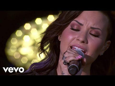 Demi Lovato - Skyscraper (tour Warm-up Live From The Honda Stage) video