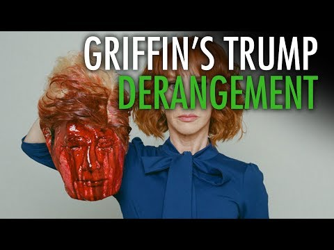 Why Kathy Griffin's Trump decapitation wasn't a joke