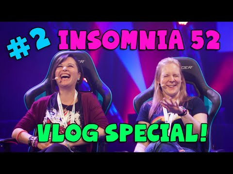 YOGSKIM VLOG Special! To the Main Stage of Insomnia 52!