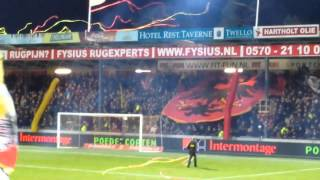 Go Ahead Eagles - AZ Alkmaar - 08 02 2014