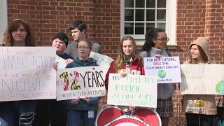 Students Fight To Bring Clean Energy To Maryland