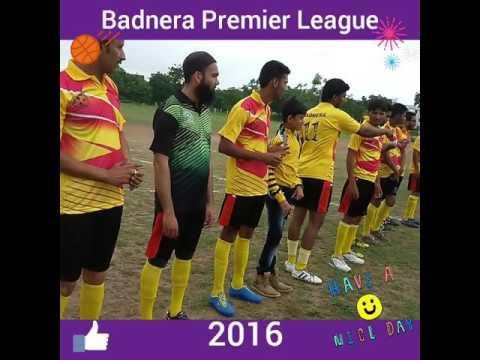 Badnera Football Premier  League 2016