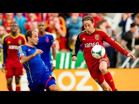 HIGHLIGHTS: Colorado Rapids vs Real Salt Lake | April 6, 2013