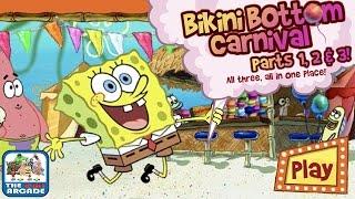 SpongeBob SquarePants: Bikini Bottom Carnival (Nickelodeon Games)