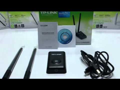 วิธีการ ติดตั้ง Wireless USB Adapter TP-LINK รุ่น TL-WN8200ND