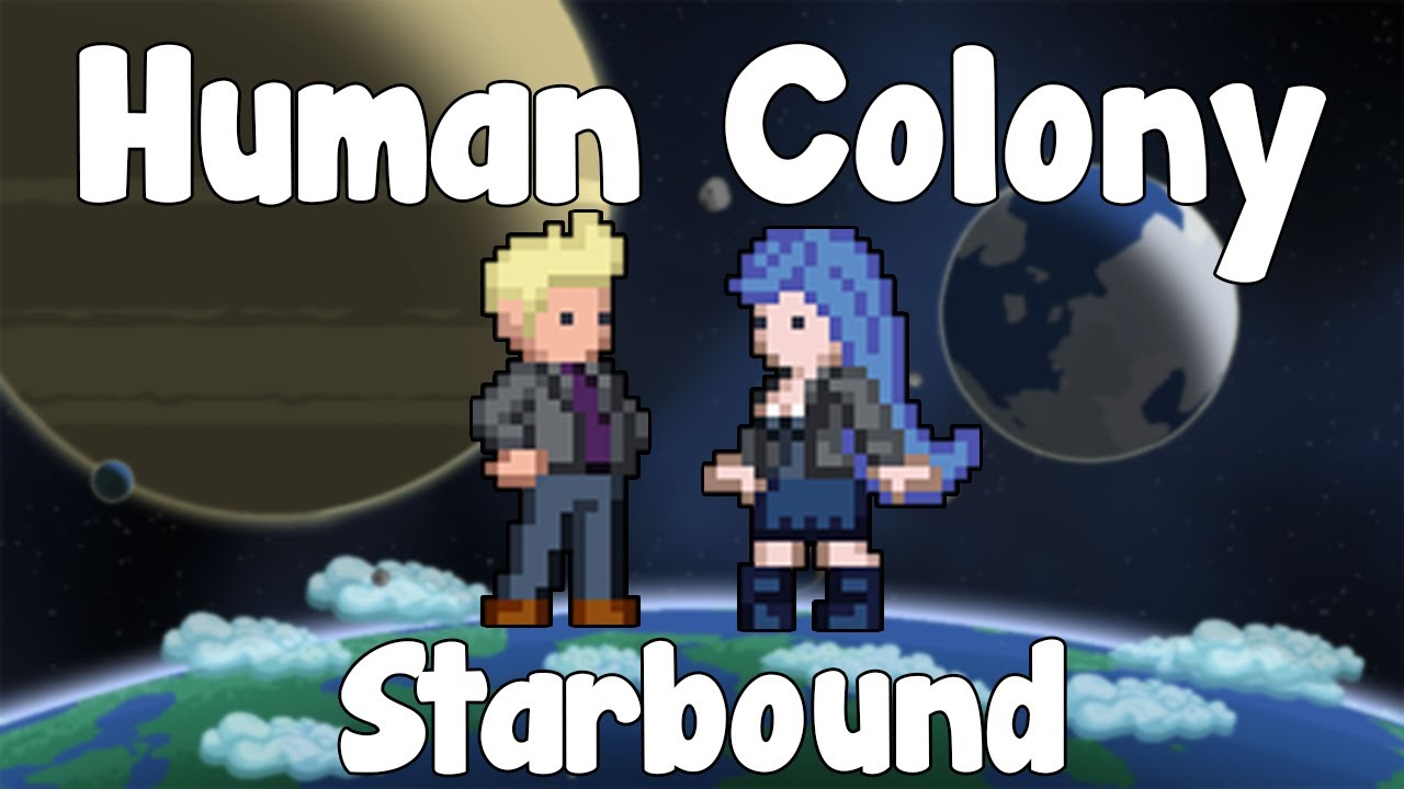 Human Starbound Human Penal Colony Starbound