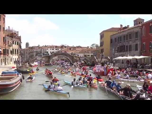 Vogalonga 2013 - video della 49° edizione (Venezia)
