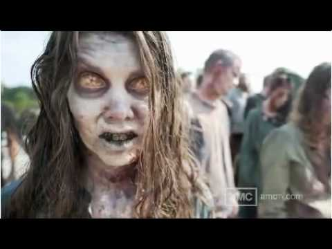 The Walking Dead   Season 2   'The First Zombie' Featurette Music Videos