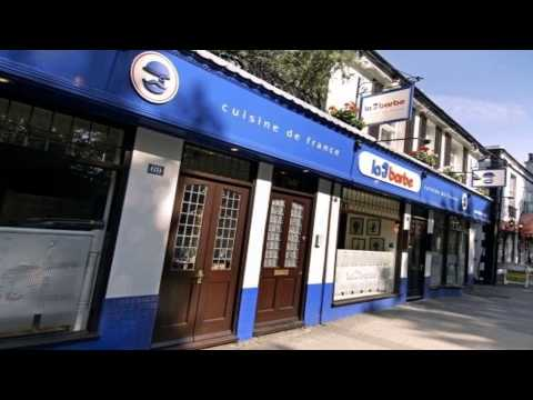 LA BARBE RESTAURANT is admired by all those visiting and currently living in Kingston London