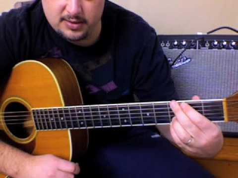 Green Day - Good Riddance - Time Of Your Life - Easy Beginner Acoustic Guitar Lesson video