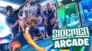 SIDEMEN GO TO THE ARCADE!