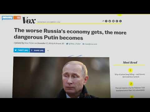 Why Putin Is Still Popular At Home Despite A Tanking Economy