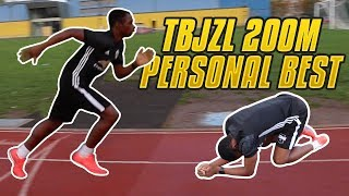TBJZL 200m 300m & 400m PERSONAL BESTS (9 SECONDS FASTER!)